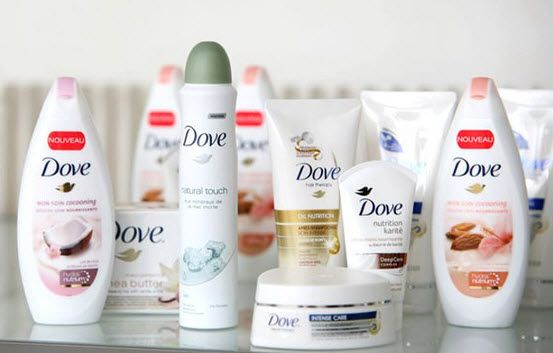 coupon rabais Produits Dove