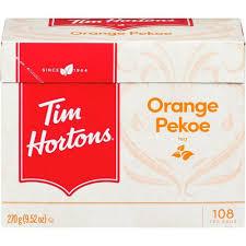 coupon rabais Tim Hortons Tea
