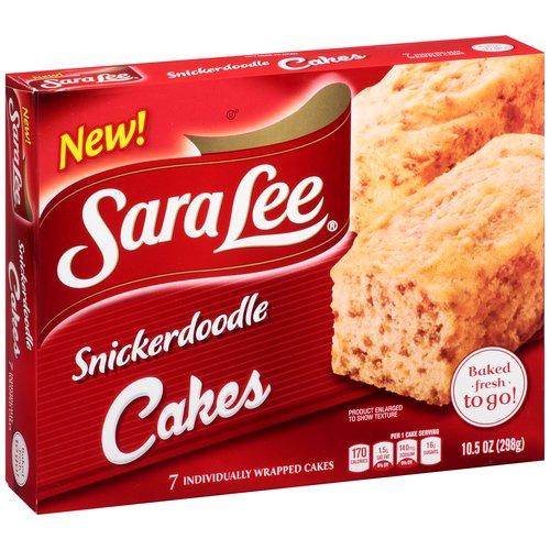 Gâteau Sara Lee