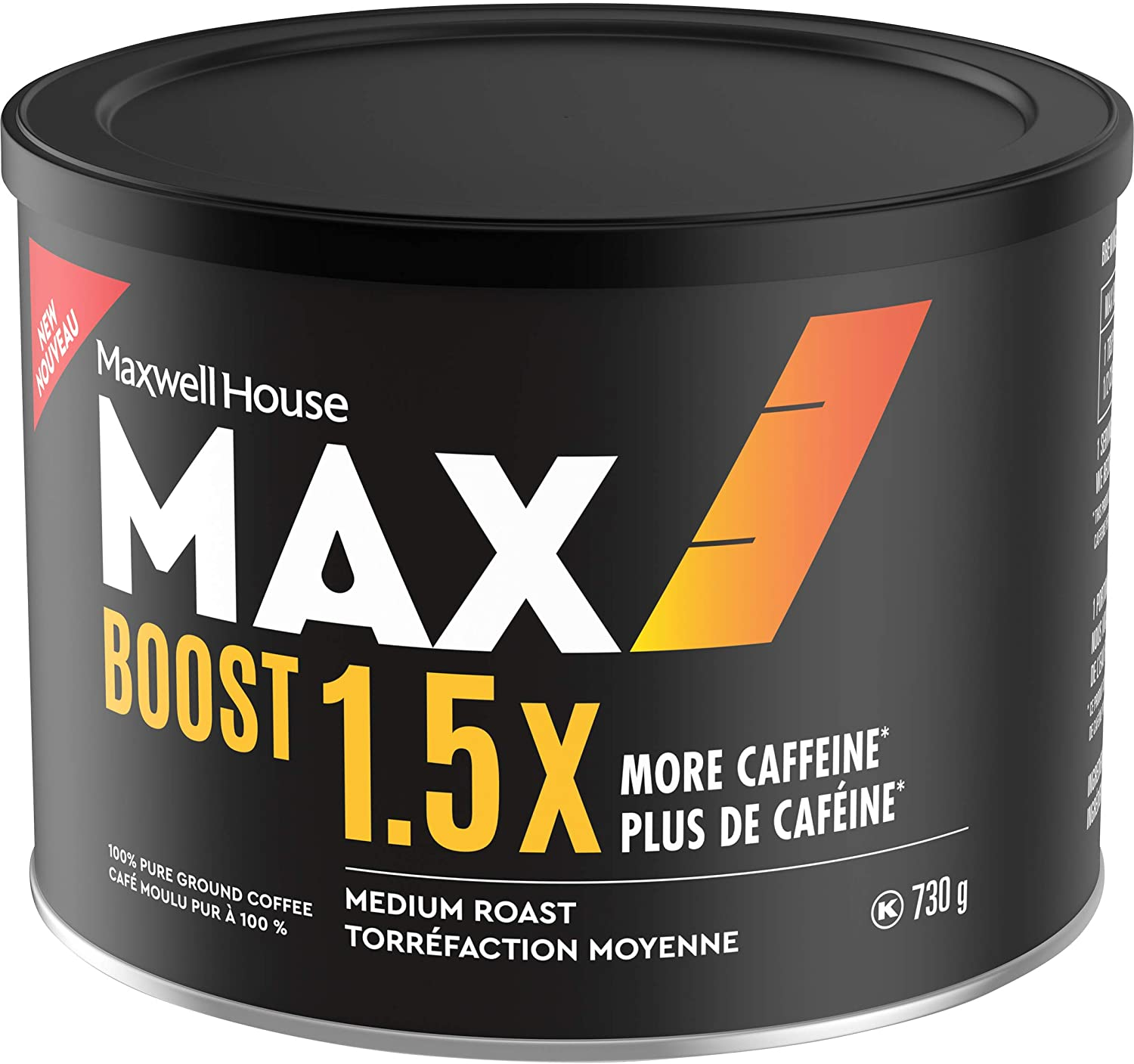 coupon rabais  Café Max Boost