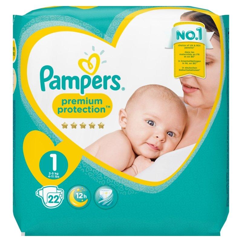 coupon rabais Pampers
