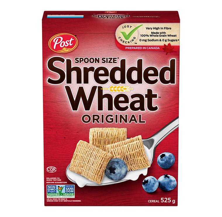 coupon rabais Shredded Wheat Original