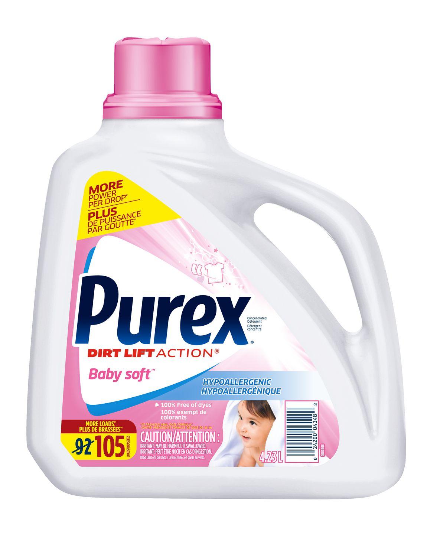 coupon rabais Purex Baby Soft