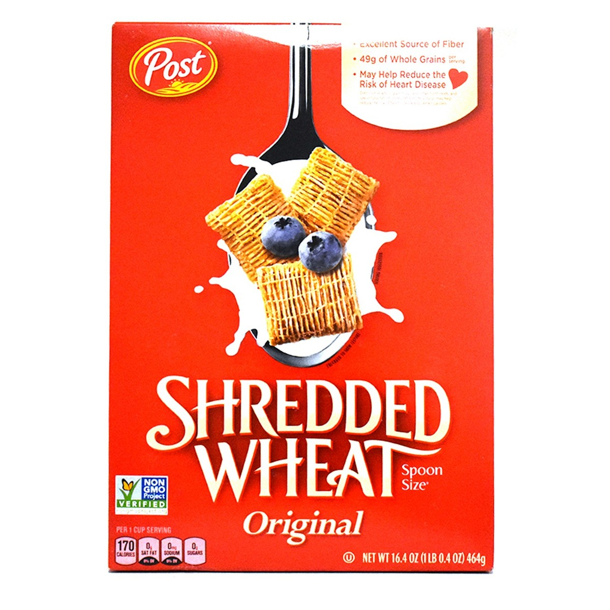 coupon rabais Post Shredded Wheat Original