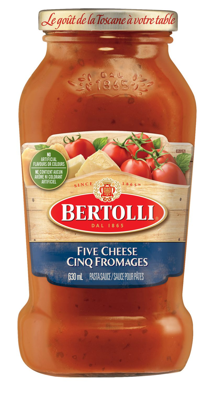 coupon rabais Sauce Pour Pâtes Bertolli