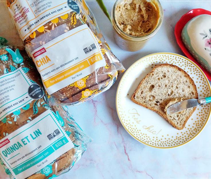 coupon rabais Stonemill Bread