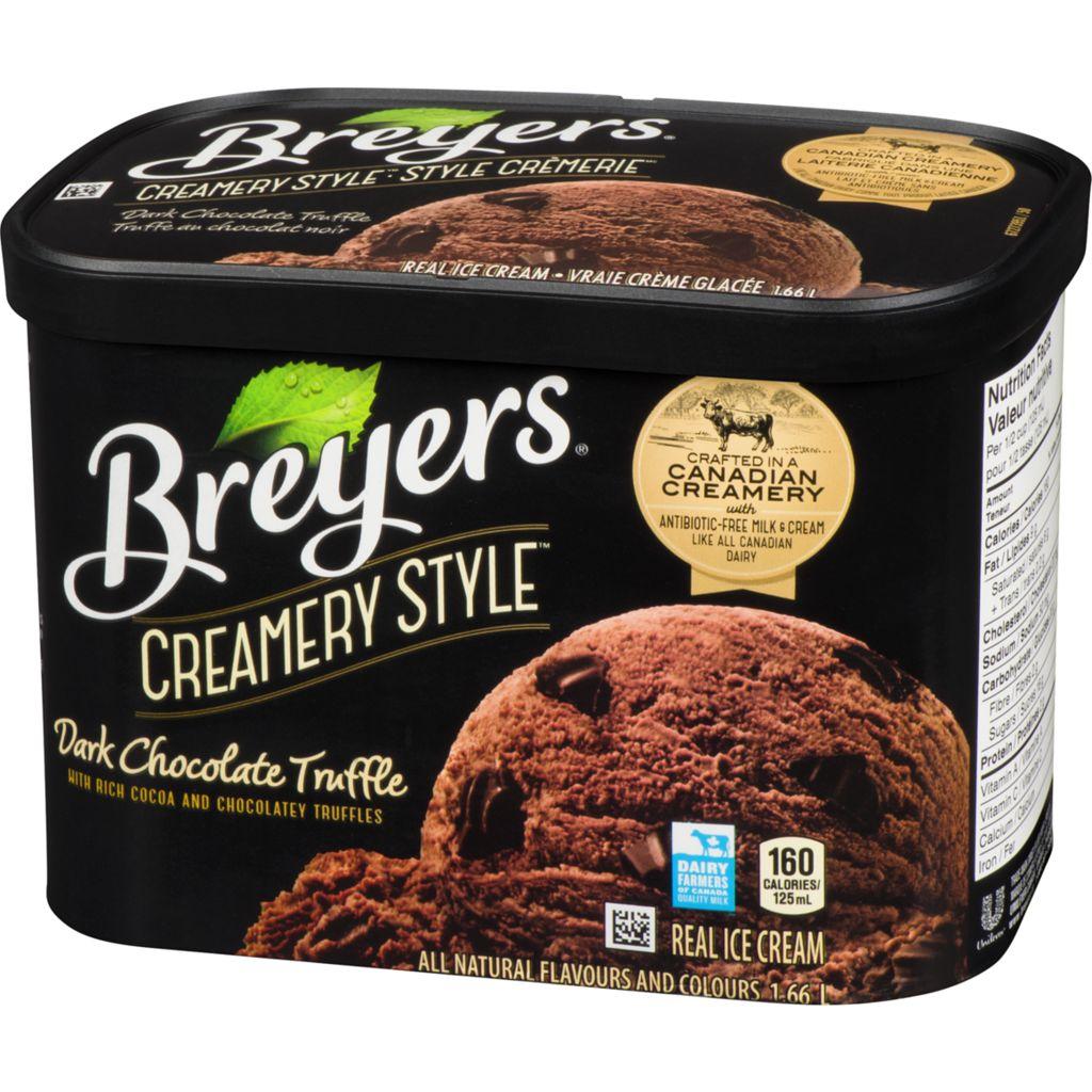 coupon rabais Breyers Non Laitier