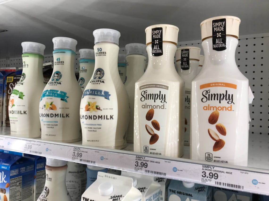 coupon rabais Simply Almond
