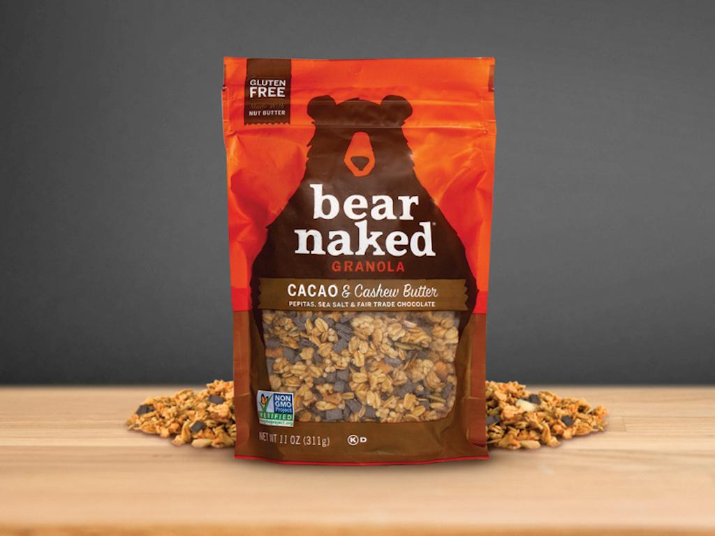 coupon rabais Bear Naked Granola