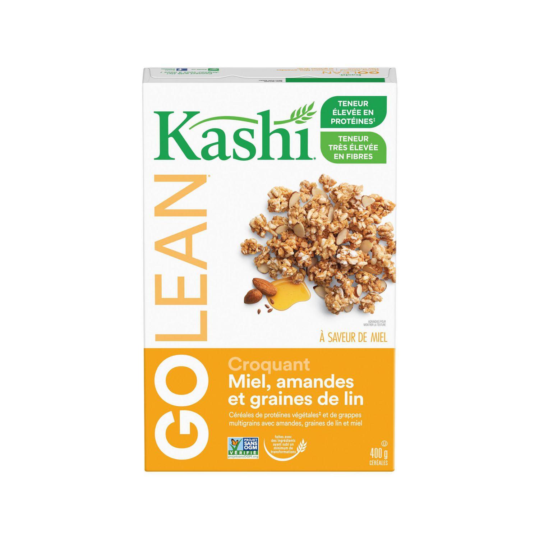 coupon rabais Céréales Kashi