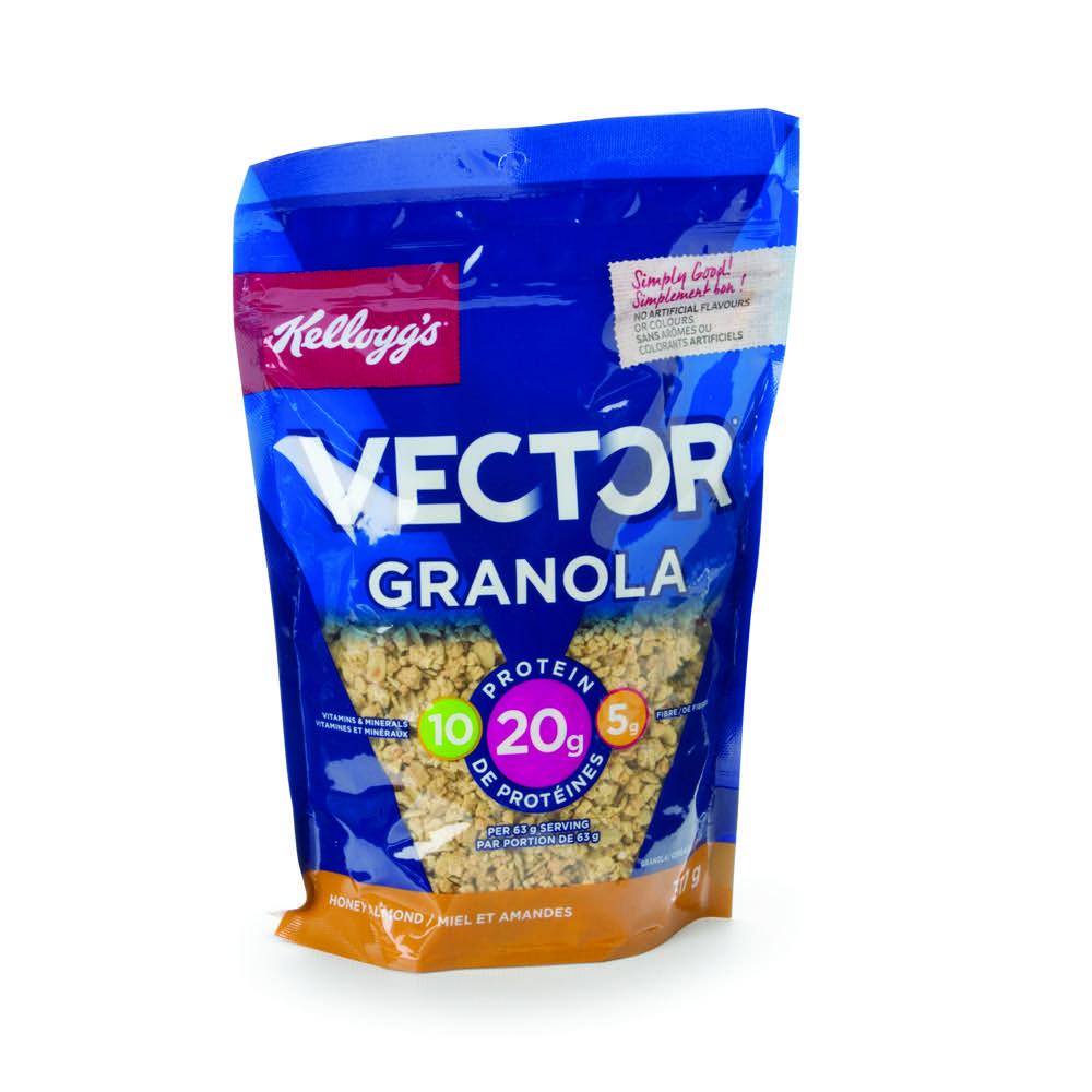 coupon rabais Kellogg's Vector