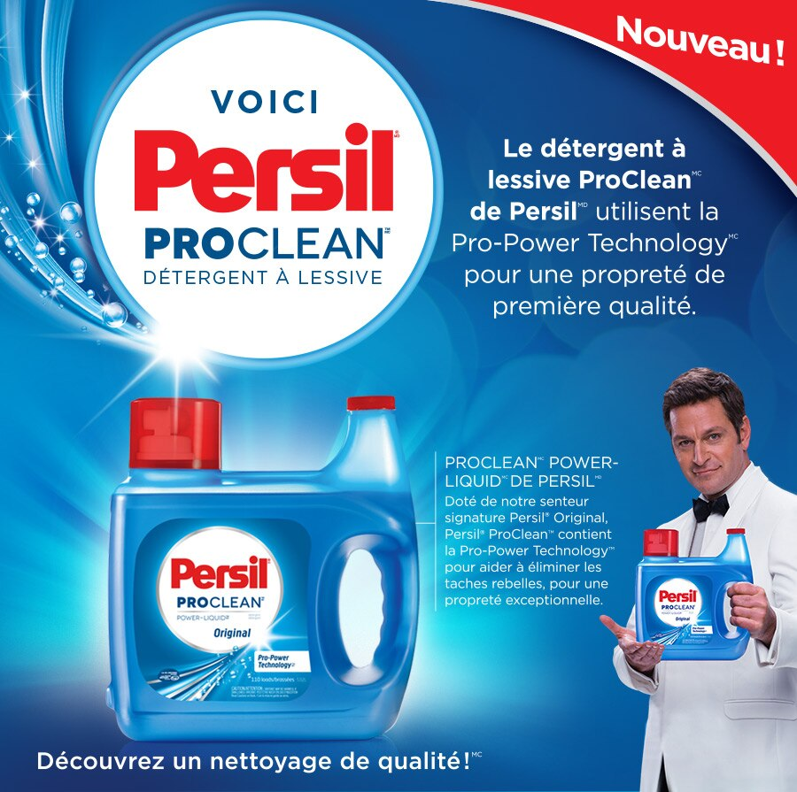 coupon rabais Persil