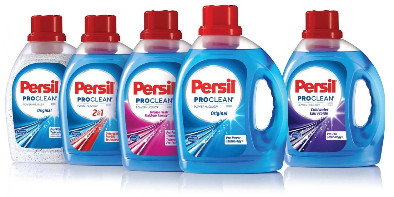 coupon rabais Persil