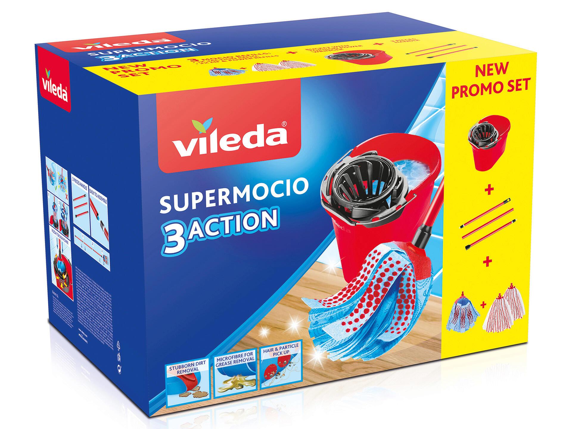 Recharge Pour Vadrouille De Vileda