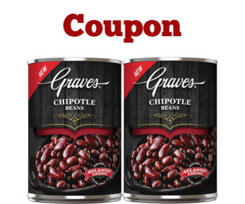 coupon rabais Graves