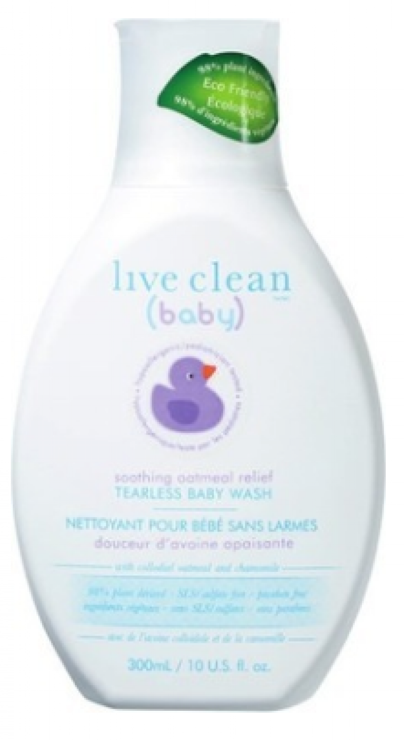 coupon rabais Live Clean