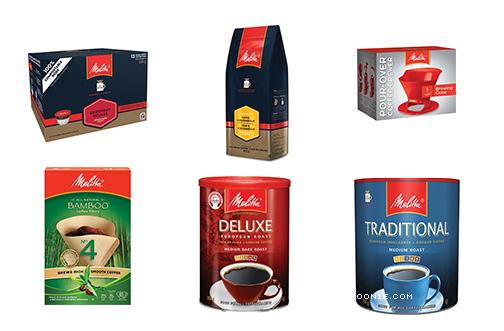 coupon rabais Melitta Premium Single Serve Coffee