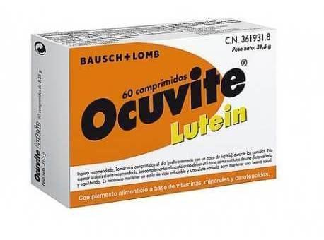 coupon rabais Ocuvite