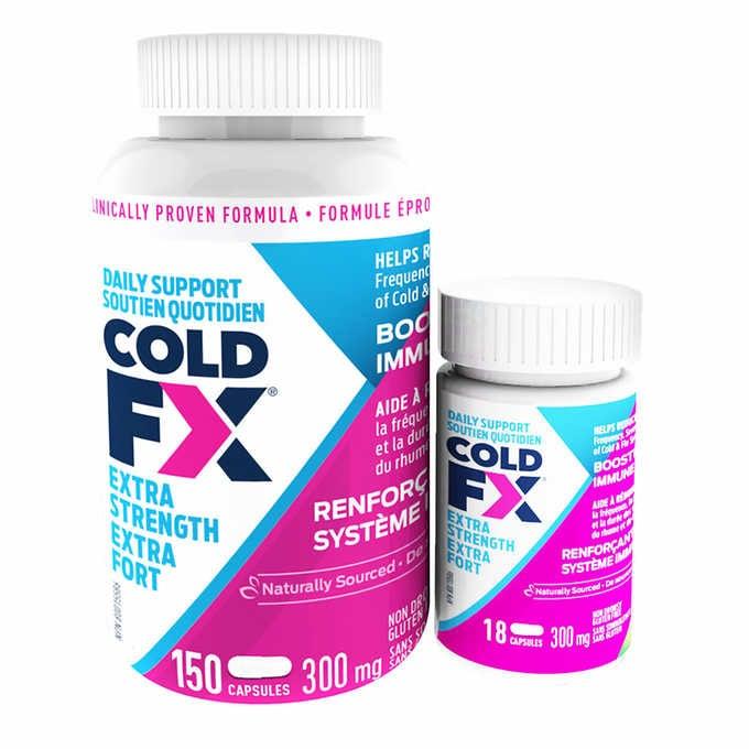 coupon rabais Cold-fx