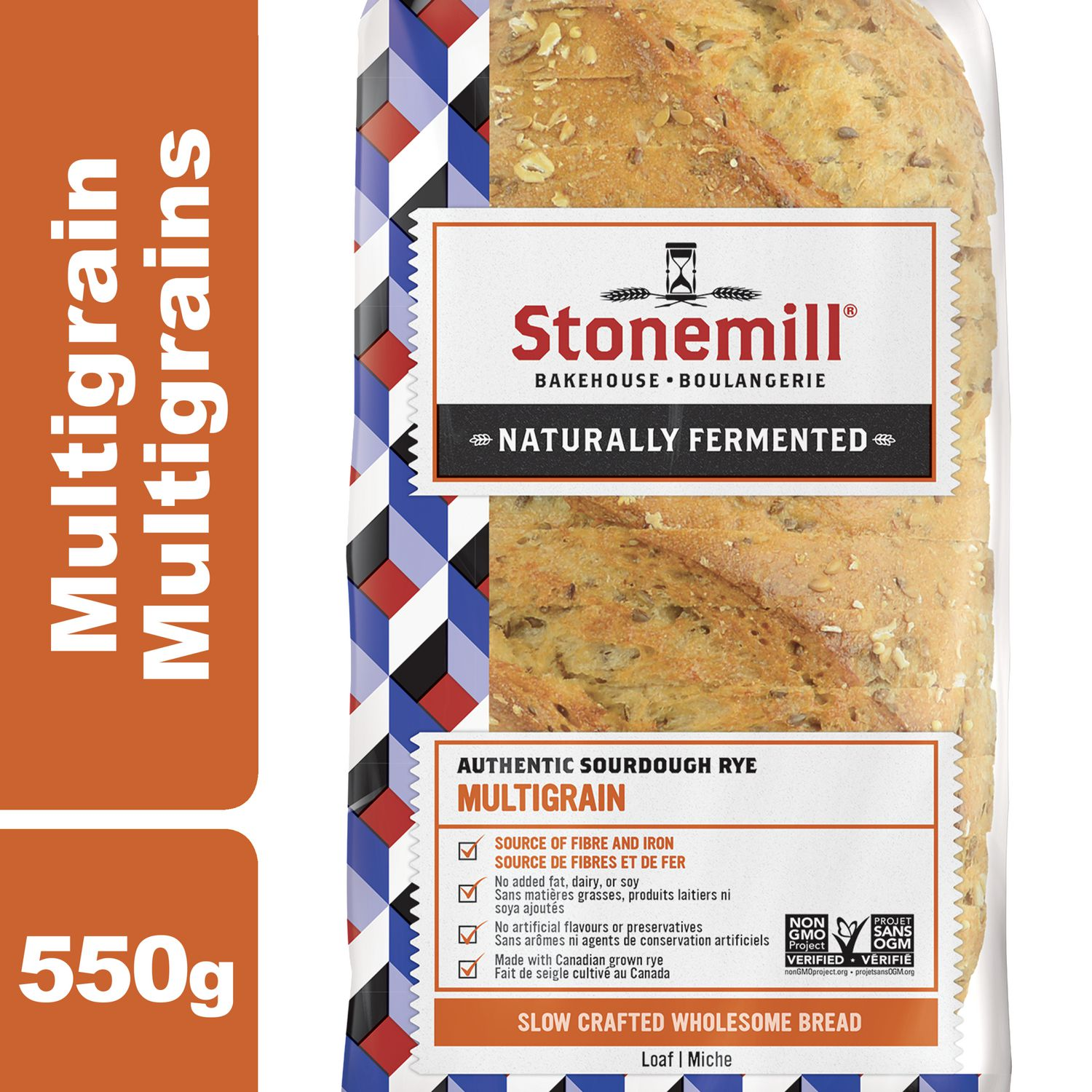 un coupon rabais Stonemill Naturally Fermented Bread
