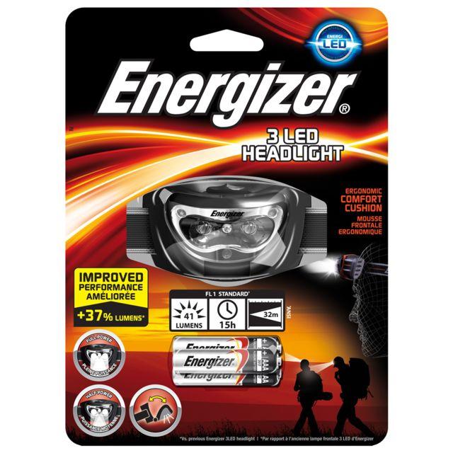 coupon rabais éclairage Energizer