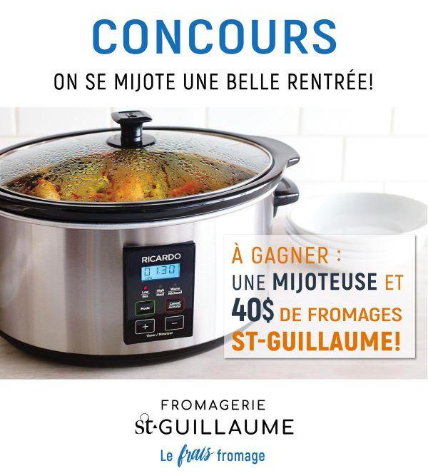 Concours Concours: On Se Mijote Une Belle Rentrée!