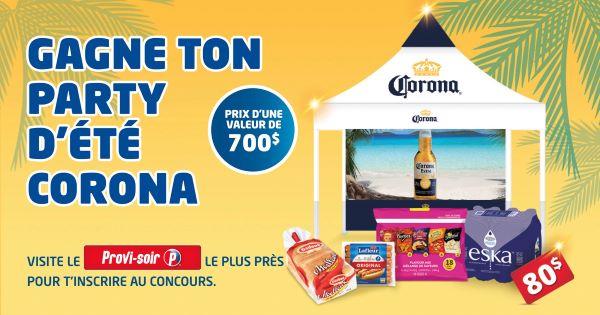 Concours Gagne Ton Party D