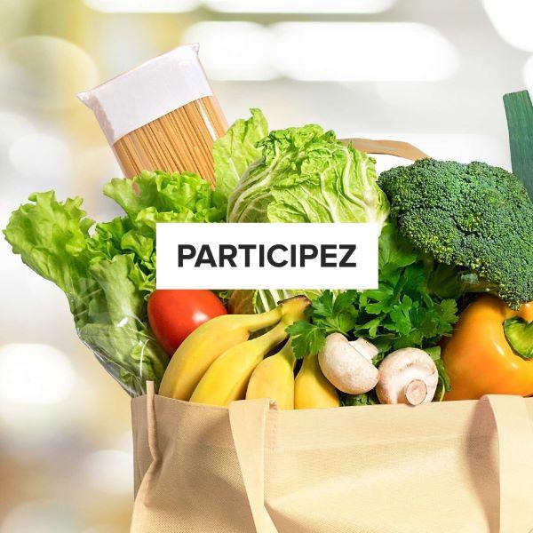Concours Gagnez 1 000 $ D'épicerie Chez Iga!