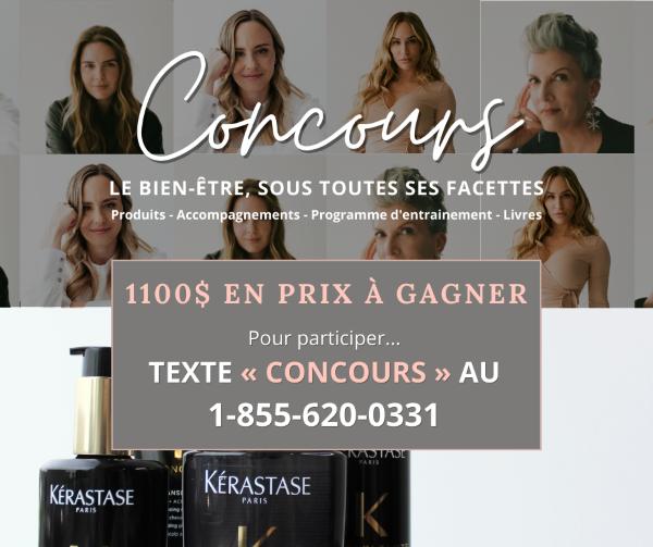 Concours Gagnez 1100$ En Produits Et Services Chez Parikart!