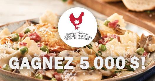 Concours Gagnez 5 000 $ Pour Un Automne Des Plus Amusants!