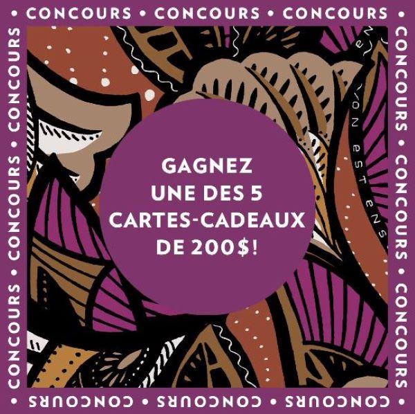 Concours Gagnez L'une De 5 Cartes Cadeaux électroniques D'une Valeur De 200$ Chez Reitmans!