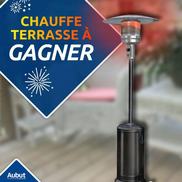 Concours Gagnez Un Chauffe Terrasse Pour Prolonger La Chaleur De L