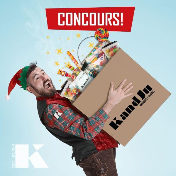 Concours Gagnez Un Colis Surprise Rempli De Délicieux Bonbons Kandju!