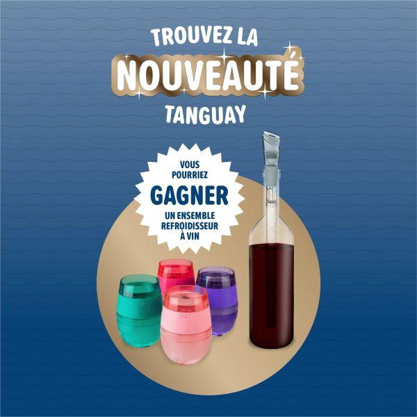 Concours Gagnez Un Ensemble Refroidisseur à Vin D'une Valeur De 100$!
