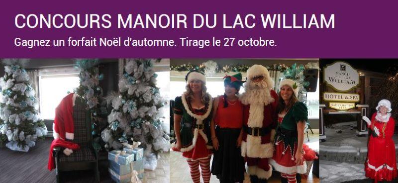 Concours Gagnez Un Forfait Noël D