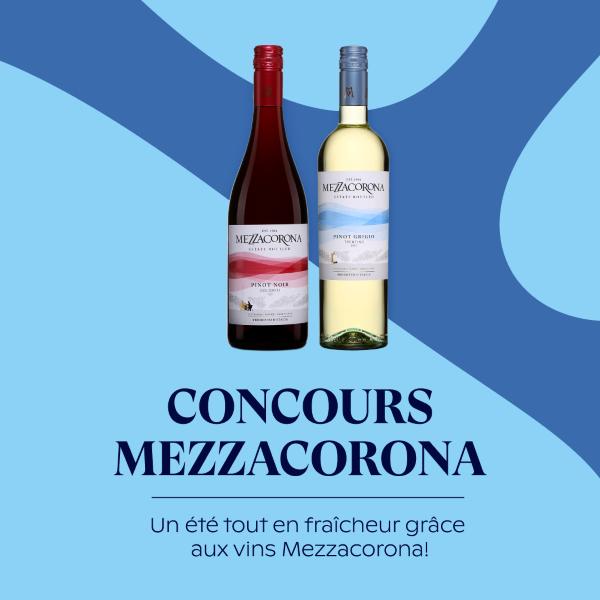 Concours Gagnez Un Super Panier Cadeau Mezzacorona!