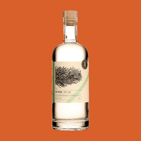 Concours Gagnez Une Bouteille De Gin Mugo !
