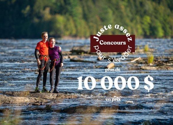 Concours Gagnez Une Des 11 Escapades Dans La Belle Région De Drummondville!