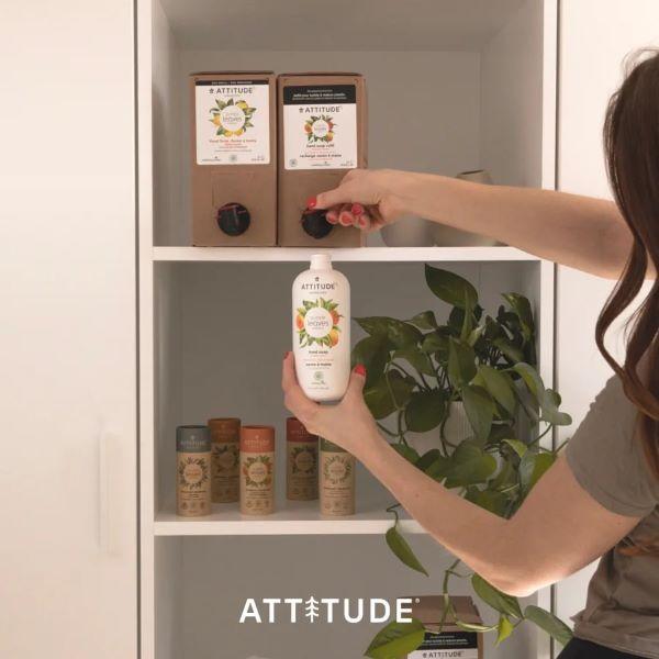 Concours Gagnez Une Gamme De Produits Naturels Et écologiques Attitude D