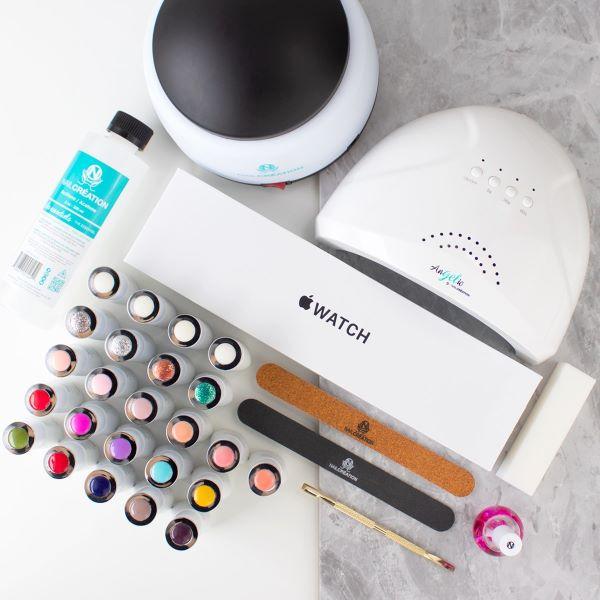 Concours Gagnez Une Montre Apple Watch Ainsi Qu'un Ensemble De Produits Nail Création!