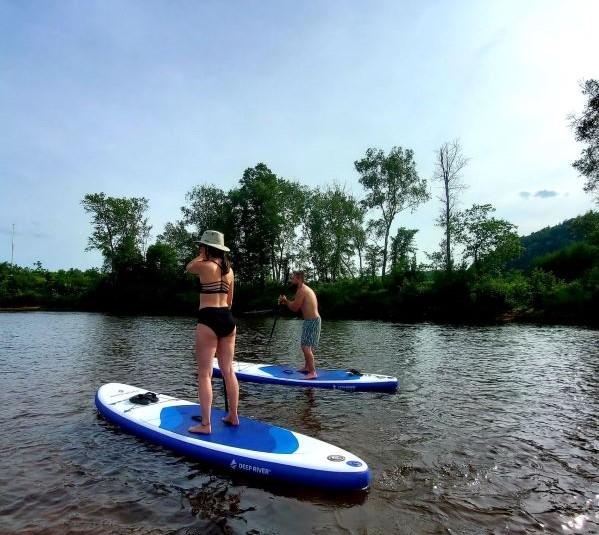 Concours Gagnez Une Planche à Pagaie Deep River D