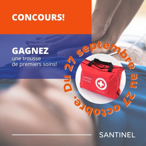 Concours Gagnez Une Trousse De Premiers Soins D