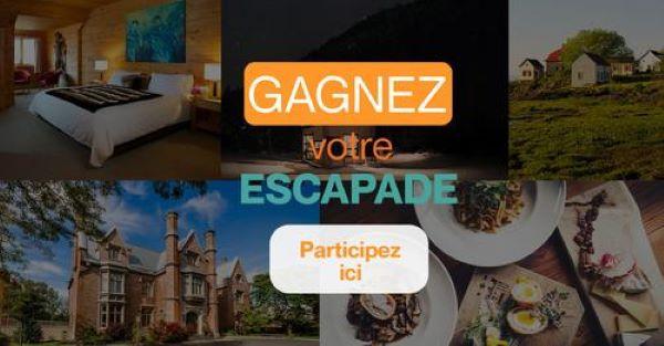 Concours Gagnez Votre Escapade Parfaite Avec Tuango !
