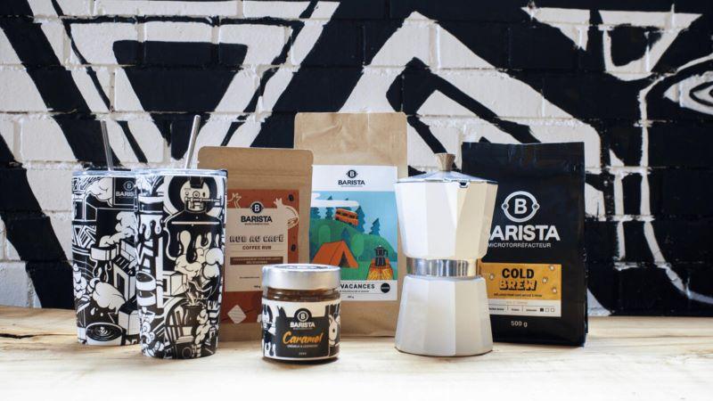 Concours Gagnez Votre Kit Caféiné Pour Profiter De L'été!