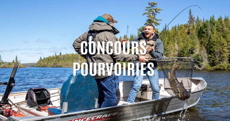 Concours Gagnez Votre Voyage De Pêche En Outaouais!