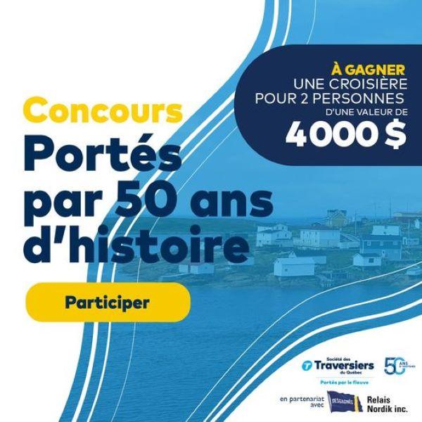 Concours Portés Par 50 Ans D