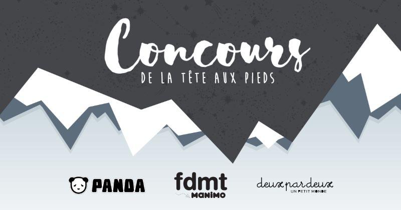 Concours Un Hiver Magique Avec Chaussures Panda, Fdmt Et Deux Par Deux!