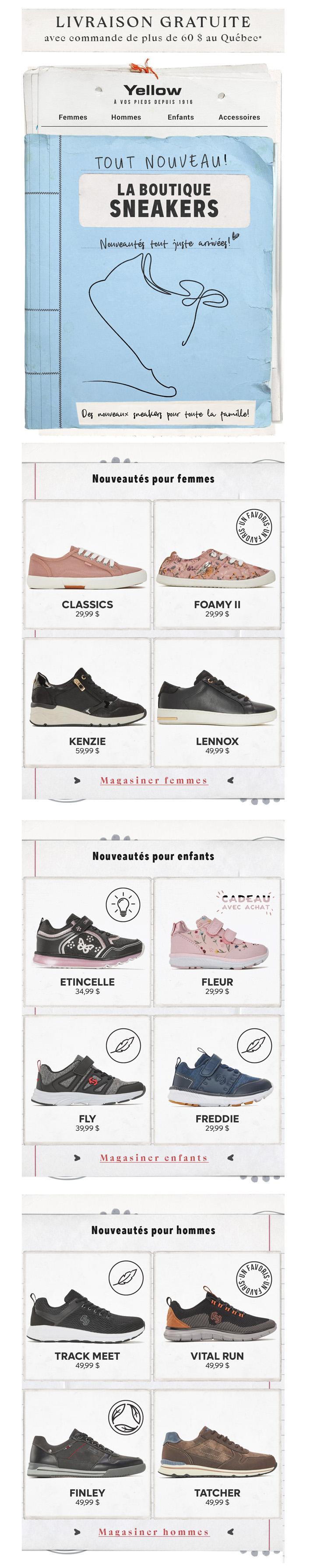 La Boutique Sneakers