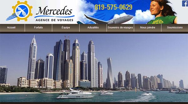 Agence De Voyages Mercedes En Ligne