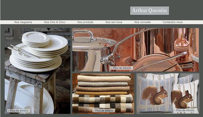 Arthur Quentin Articles Pour La Cuisine